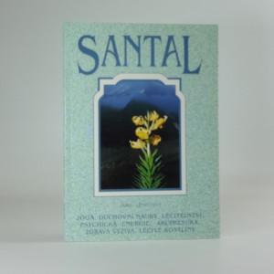náhled knihy - SANTAL podzim zima 1995 - 1996