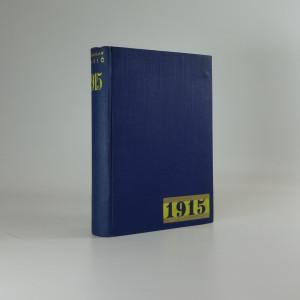 náhled knihy - 1915 : Tragedie národa