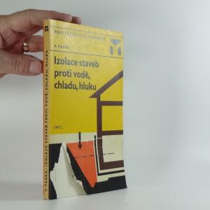 náhled knihy - Izolace staveb proti vodě, chladu, hluku