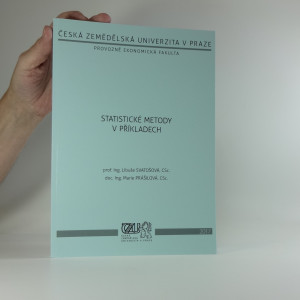 náhled knihy - Statistické metody v příkladech