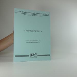 náhled knihy - Statistické metody II