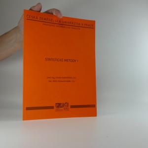náhled knihy - Statistické metody I