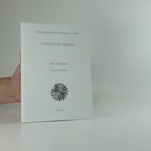 náhled knihy - Výpočetní metody
