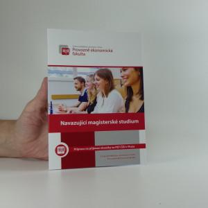 náhled knihy - Navazující magisterské studium : příprava na přijímací zkoušky PEF ČZU v Praze