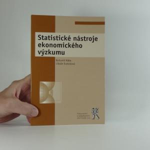 náhled knihy - Statistické nástroje ekonomického výzkumu