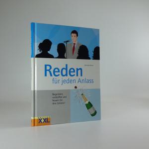 náhled knihy - Reden für jeden Anlass
