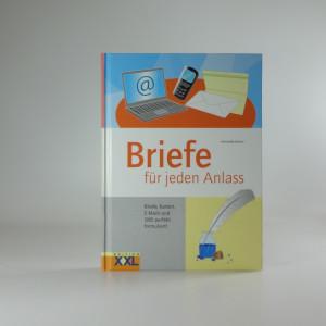 náhled knihy - Briefe für jeden Anlass
