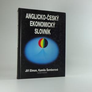 náhled knihy - Anglicko - český ekonomický slovník A - L
