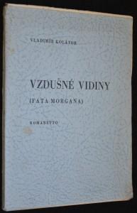 náhled knihy - Vzdušné vidiny (Fata morgana)