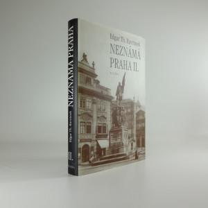 náhled knihy - Neznámá Praha II.