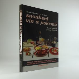 náhled knihy - Druhá kniha o kráse snoubení vín a pokrmů
