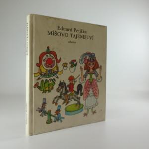 náhled knihy - Míšovo tajemství - pro začínající čtenáře