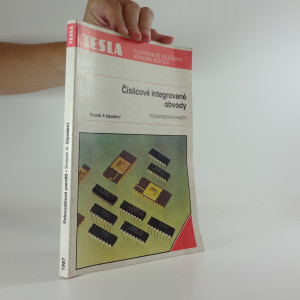 náhled knihy - Číslicové integrované obvody : polovodičové paměti bipolární : paměti RAM, paměti ROM, paměti PROM Polovodičové paměti bipolární
