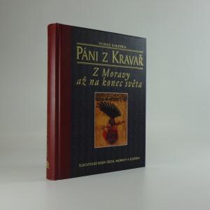 náhled knihy - Páni z Kravař : z Moravy až na konec světa