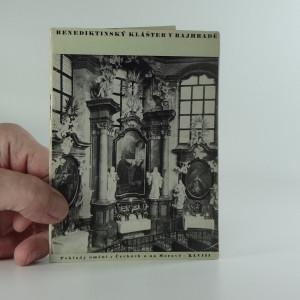 náhled knihy - Benediktinský klášter v Rajhradě