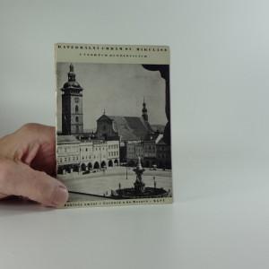 náhled knihy - Katedrální chrám sv. Mikuláše v Českých Budějovicích