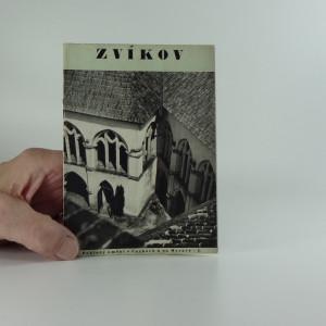náhled knihy - Zvíkov