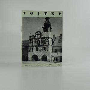 náhled knihy - Volyně