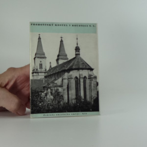 náhled knihy - Proboštský kostel v Roudnici n.L.