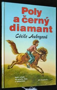 náhled knihy - Poly a černý diamant