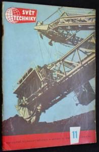 náhled knihy - Svět techniky, 1960, roč. XI, č. 11