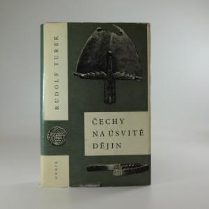 náhled knihy - Čechy na úsvitě dějin - turek rudolf