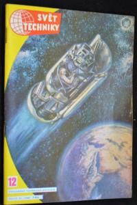 náhled knihy - Svět techniky, 1960, roč. XI, č. 12
