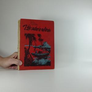 náhled knihy - Záhadný ostrov : dobrodružný román