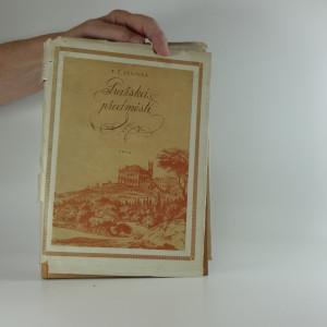 náhled knihy - Pražská předměstí