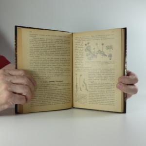 antikvární kniha Rosického Botanika pre vyššie triedy stredných škol, 1921
