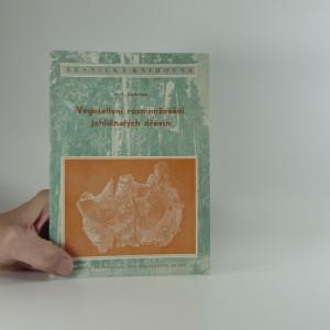 náhled knihy - Vegetativní rozmnožování jehličnatých dřevin