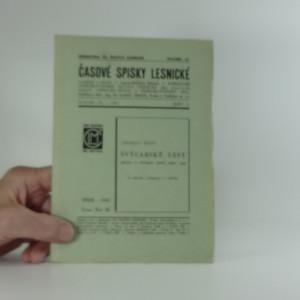 náhled knihy - Švýcarské lesy : Zpráva o studijní cestě r. 1946