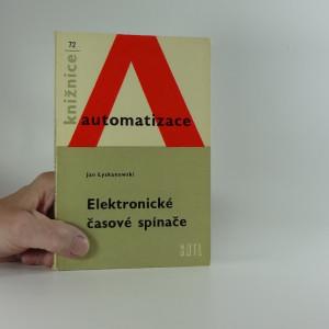 náhled knihy - Elektronické časové spínače