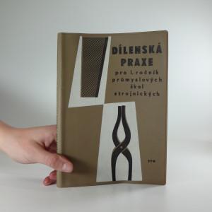 náhled knihy - Dílenská praxe pro I. ročník průmyslových škol strojnických