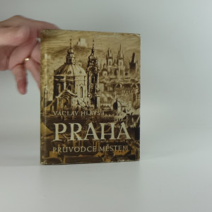 náhled knihy - Praha - Průvodce městem