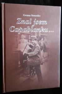 náhled knihy - Znal jsem Capablanku...
