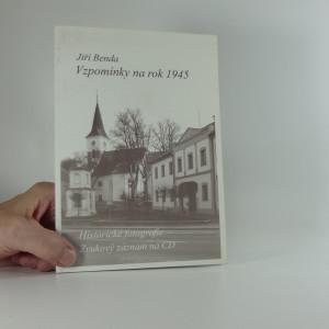 náhled knihy - Vzpomínky na rok 1945
