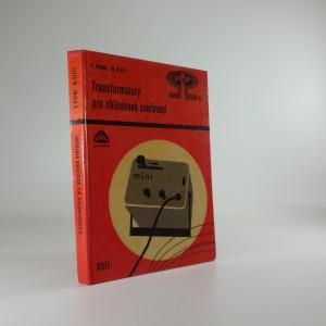 náhled knihy - Transformátory pro obloukové sváření