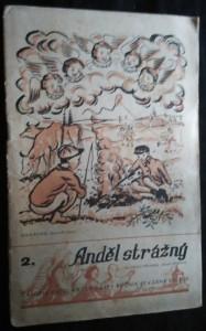 náhled knihy - Anděl strážný, ročník 63. číslo 2.