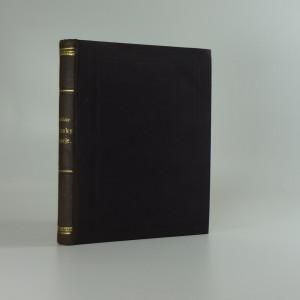 náhled knihy - Nové zlomky epopeje : (1887-1894) : básně Jaroslava Vrchlického