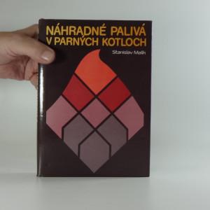 náhled knihy - Náhradné palivá v parných kotloch