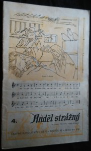 náhled knihy - Anděl strážný, ročník 63. číslo 4.