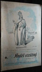náhled knihy - Anděl strážný, ročník 63. číslo 8.