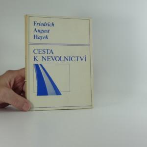 náhled knihy - Cesta k nevolnictví
