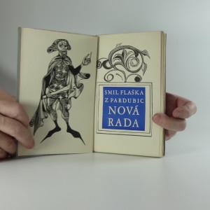 náhled knihy - NOVÁ RADA (2) - Smil Flaška z Pardubic