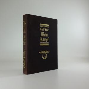 náhled knihy - Mein Kampf (Můj boj)
