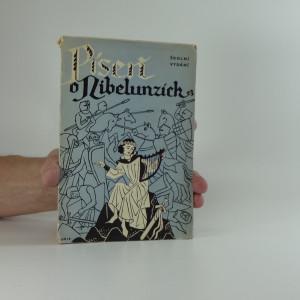 náhled knihy - Píseň o Nibelunzích
