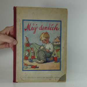 náhled knihy - Můj deníček