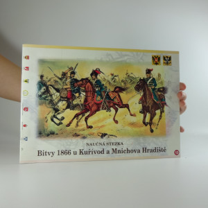náhled knihy - Naučná stezka Bitva 1866 u Kuřívod a Mnichova Hradiště