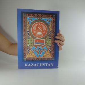 náhled knihy - Kazachstán